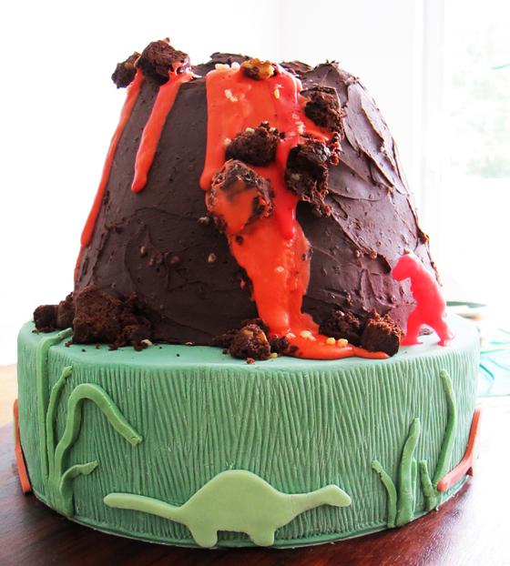 Dinosaurier Geburtstags Bash : Kindergeburtstag