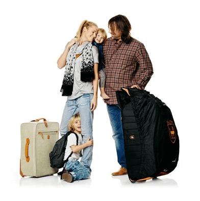 (Deutsch) Stokke PramPack : auf Reisen alles dabei