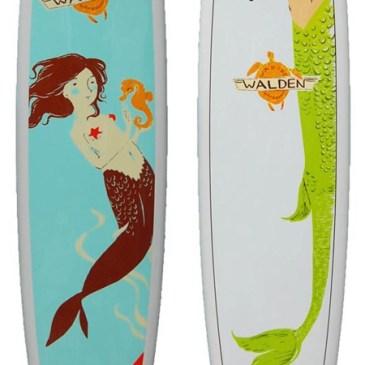 heather ross surfboards for Walden