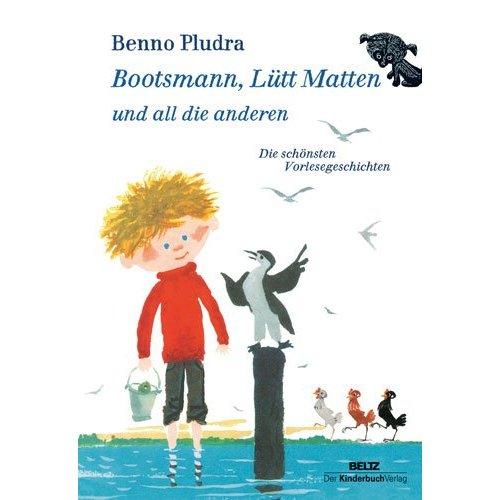 Bootsmann Lütt Matten : gelesen von Stefan Kaminski
