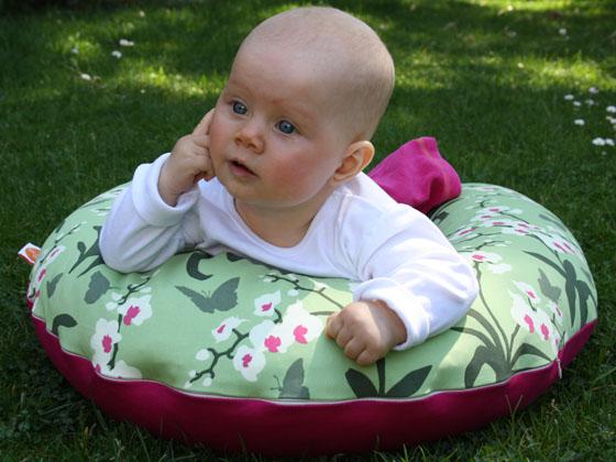 millemarille : Babyaccessoires im Retro-Look