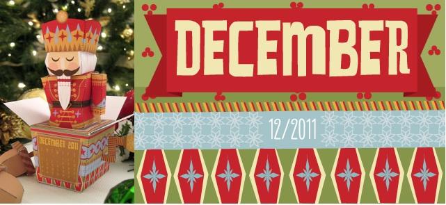 Kalender : Dezember, (fast) ohne Advent