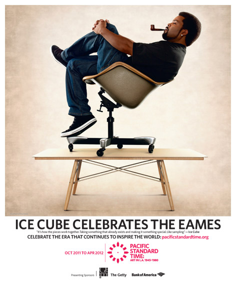 the eames icecube