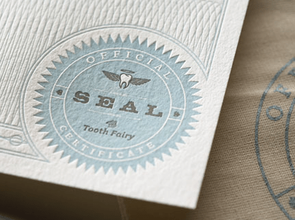 Zahnfee / tooth fairy kit von notion farm