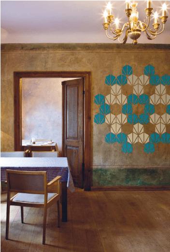 Znak Mosaic Tapete : Grenzenlos…