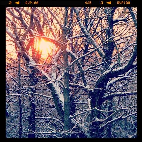 Freitag : Schönes Schneewochenende!