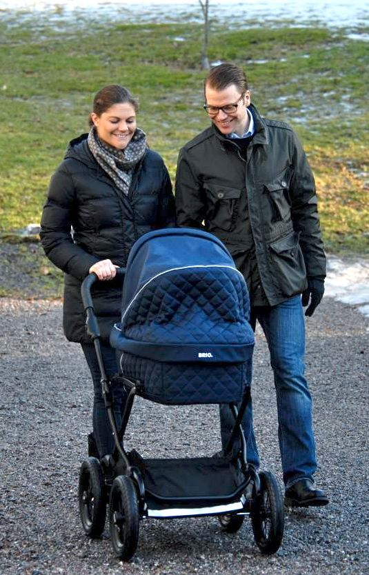 BRIO : Königsblau für königlichen Nachwuchs