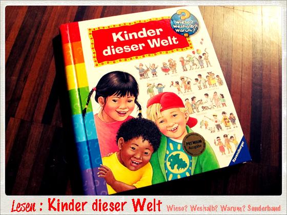 Bücher auf kleinstyle.com : Kinder dieser Welt Wieso? Weshalb? Warum? Sonderausgabe Ravensburger Verlag