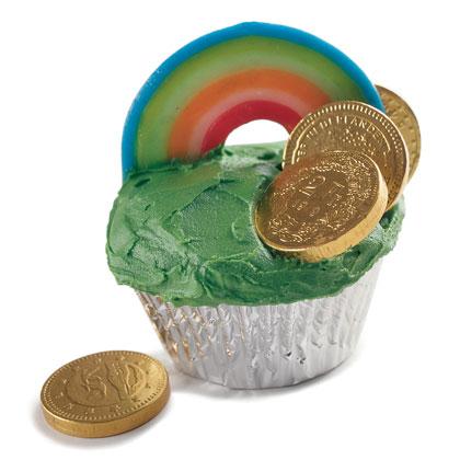 St. Patrick's Day : Grün und Irisch