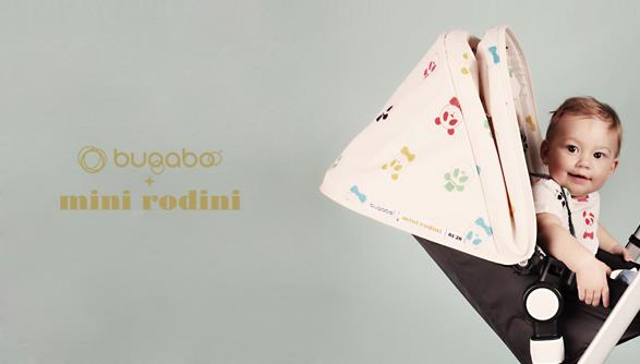 bugaboo + mini rodini : Design-Kollaboration