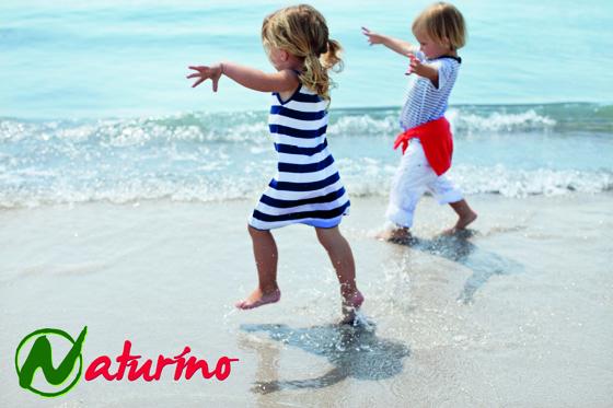 Walking like in the sand : naturino