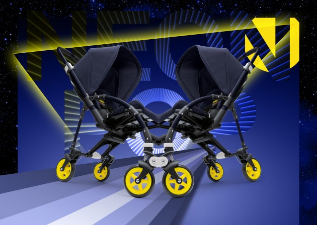 Bugaboo Neon Part 2 : Bugaboo Bee