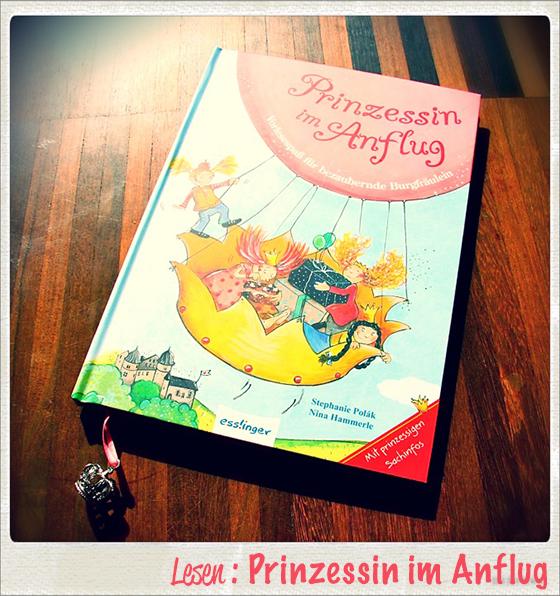 Lesen : Prinzessinen, Drachen, Schlossgespenster …plus Fragen an die Autorin