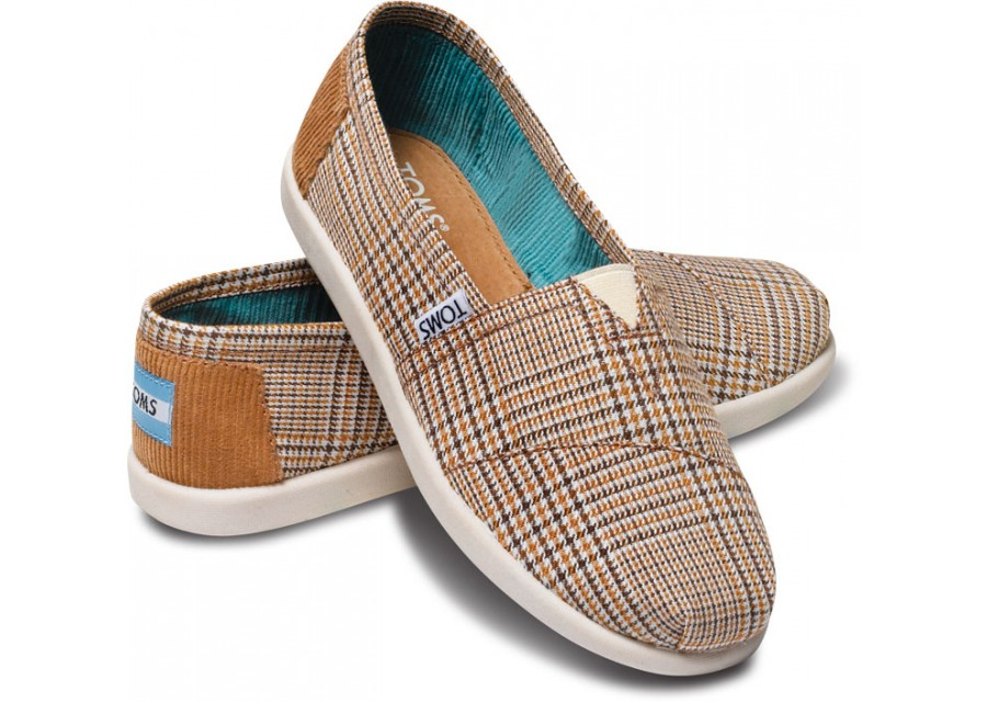 TOMS : One shoe for me, one shoe for you!