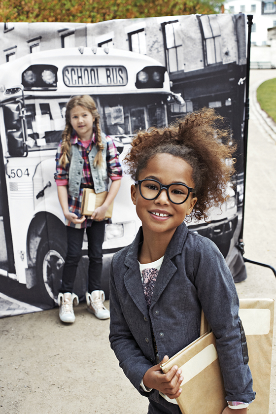Style des Monats : Back to School
