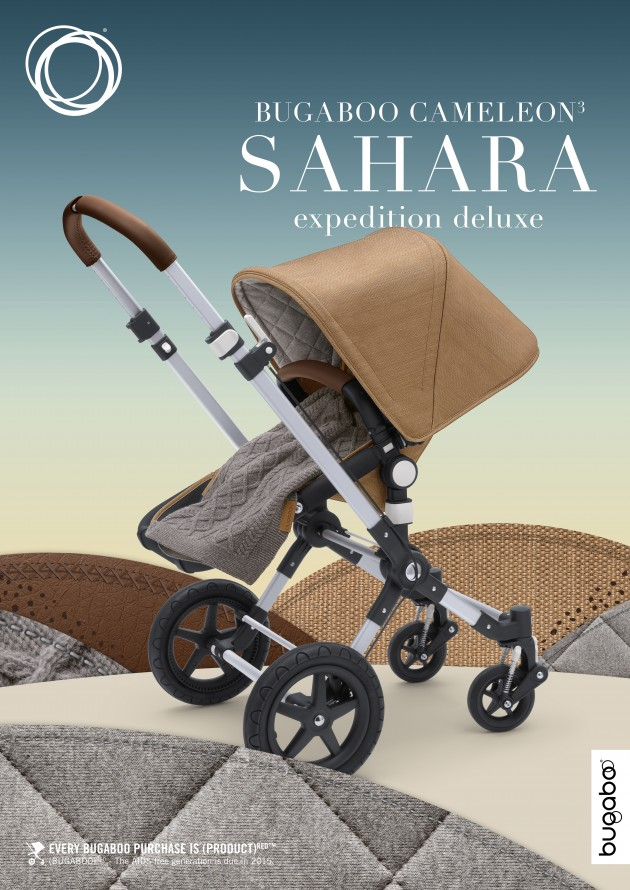 Off to the desert : Luxury Expedition with bugaboo
