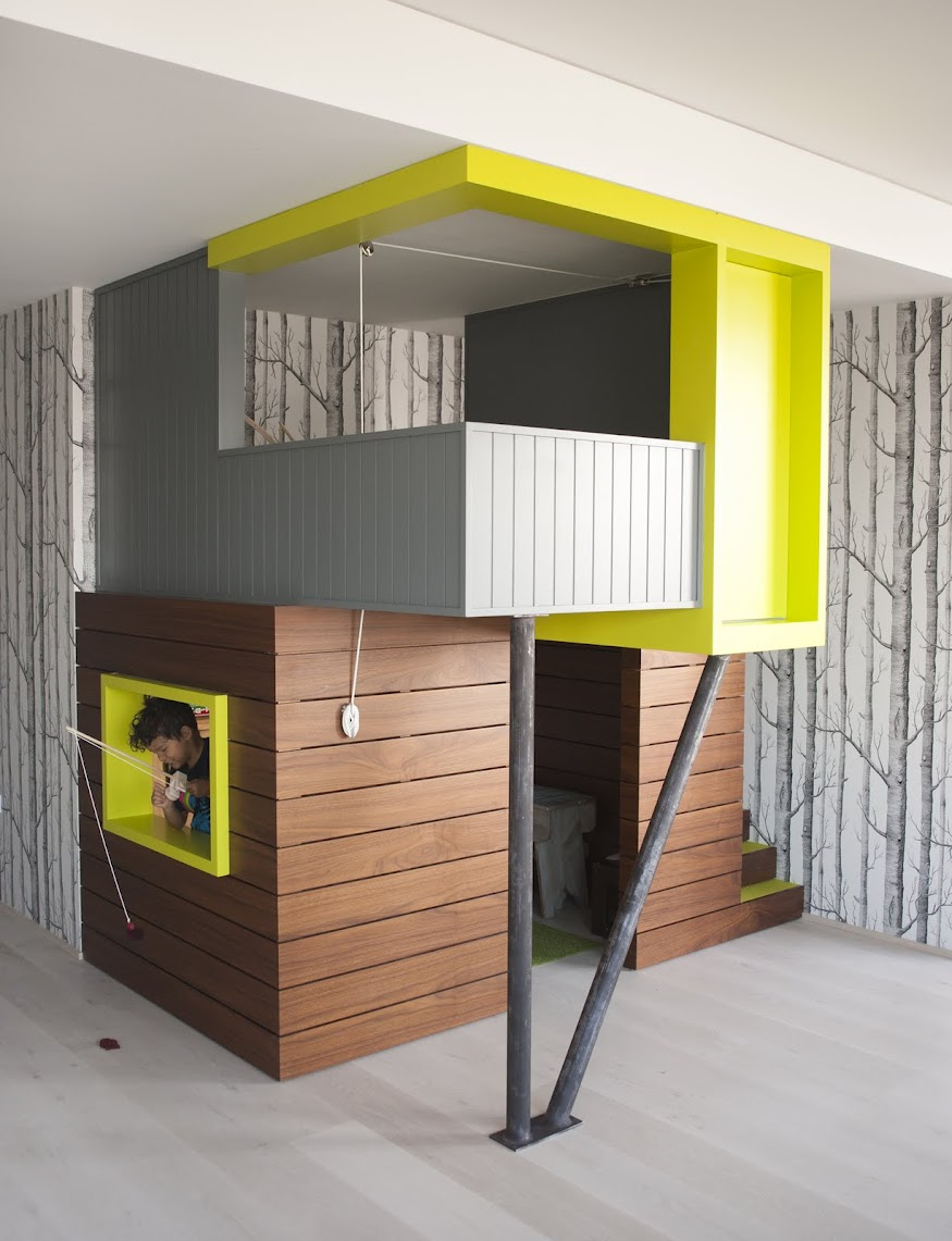 Incorporated NY Bohemian Apartment Playhouse 2