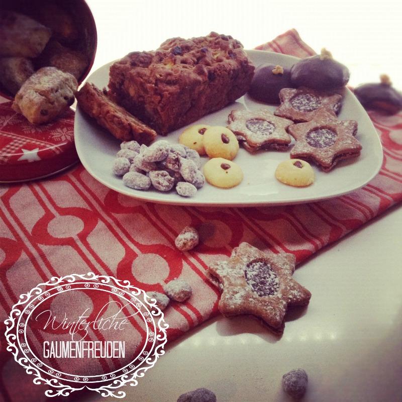 Plätzchentausch : weihnachtlich verwöhnt