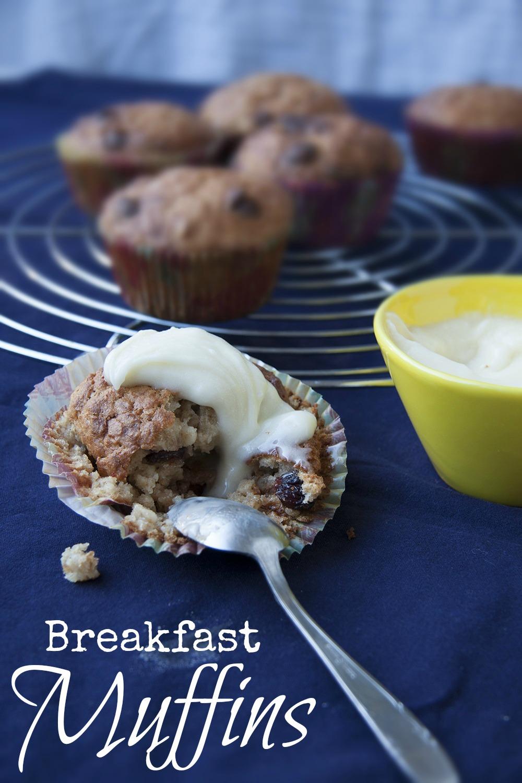Guten Morgen : mit Breakfast Muffins
