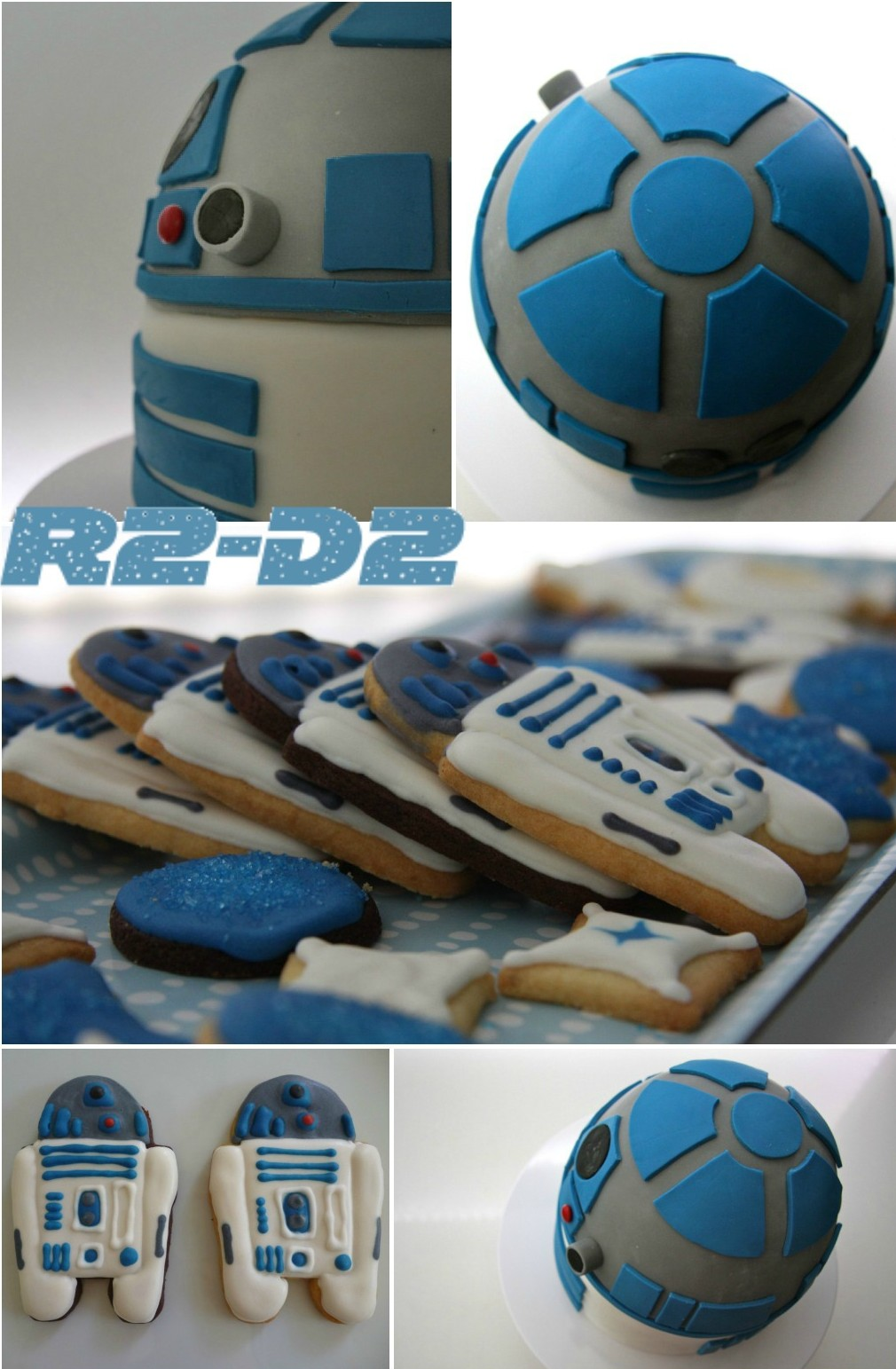 Star Wars : a galactic birthday party