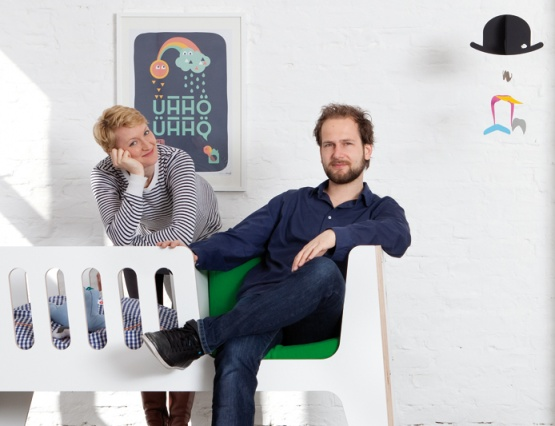 (Deutsch) Design Duo jäll & tofta : ein Interview