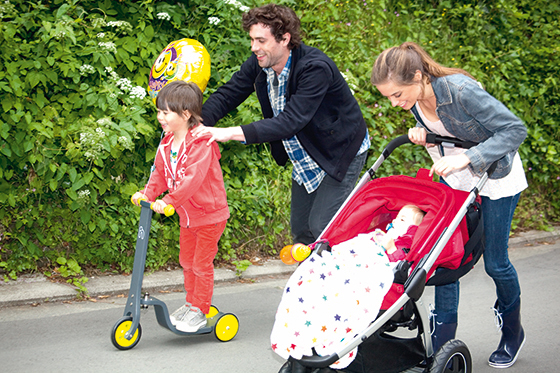 Maxi Cosi family day Sommerkampagne 2013 Aufruf Bewerbung zur Maxi Cosi Familie mit Chance auf Komplettausstatung inclusive kinderwagen mura plus