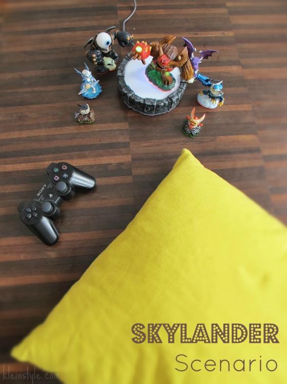 (Deutsch) Trommelwirbel Donnerstag : Skylanders Giants