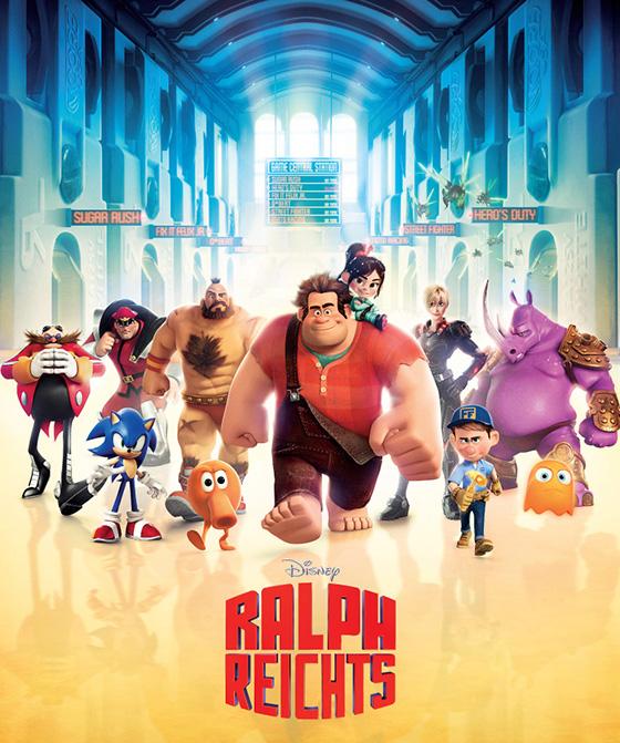 Ralph Reichts DVD und Blu Ray Walt Disney