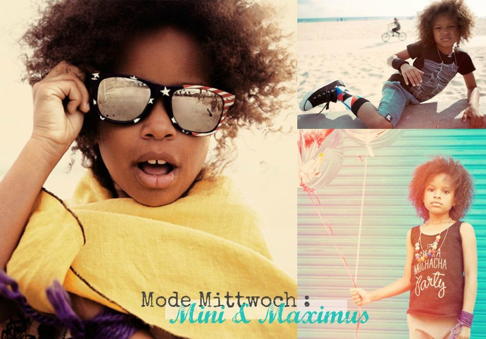 Mode Mittwoch : Mini & Maximus