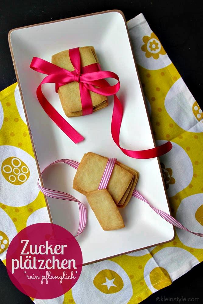 Food Friday : Zuckerplätzchen (Naschgarantie inklusive)