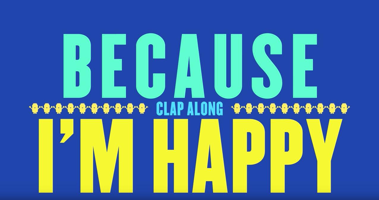 Happy : mit den Minions!