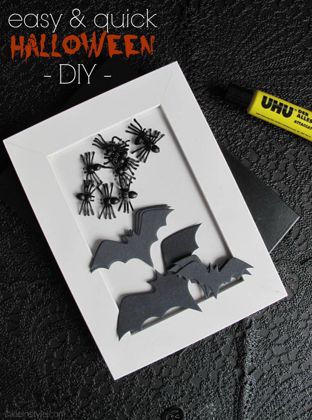 Halloween DIY : Ratz-Fatz Deko