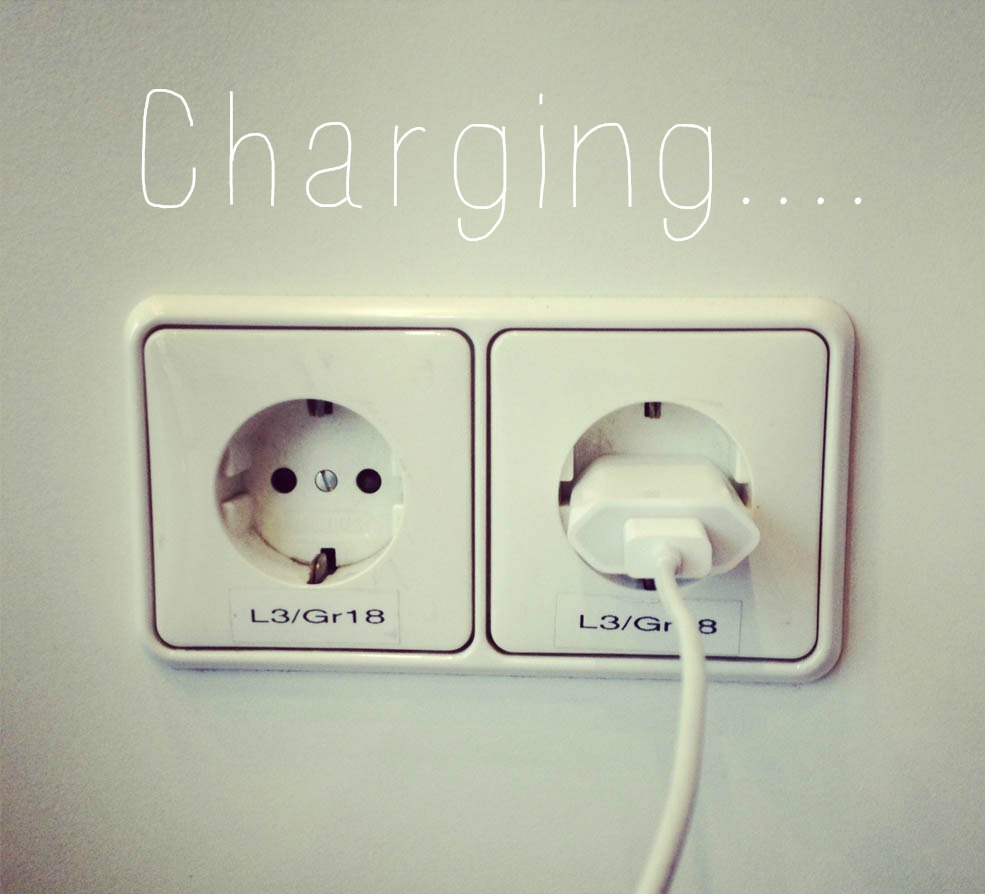 kleinstyle is still charging...