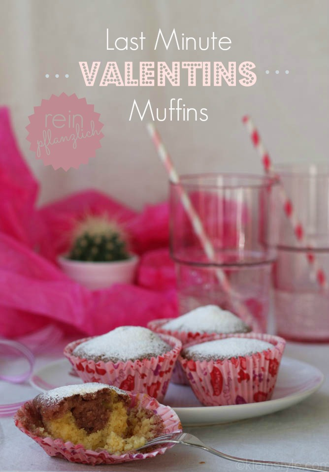 Food Friday : Valentins-Muffins