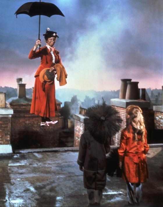 (Deutsch) Mary Poppins : Fiction und Realität
