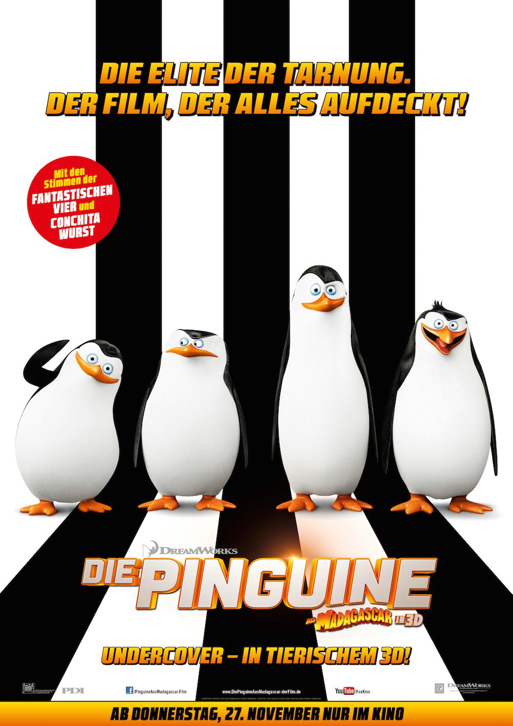 Kinobesuch mit Kindern : jedesmal ein Abenteuer! {Erfahrung, Tipps + Pinguine}
