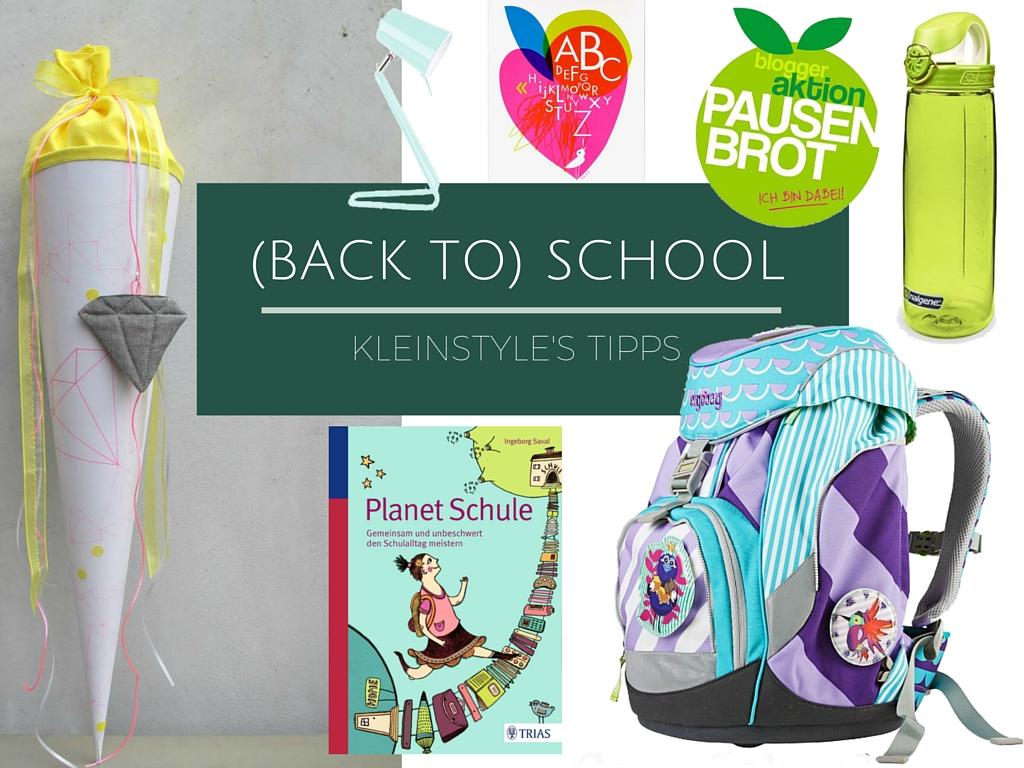 (Deutsch) (Back to) School : kleinstyle's Tipps