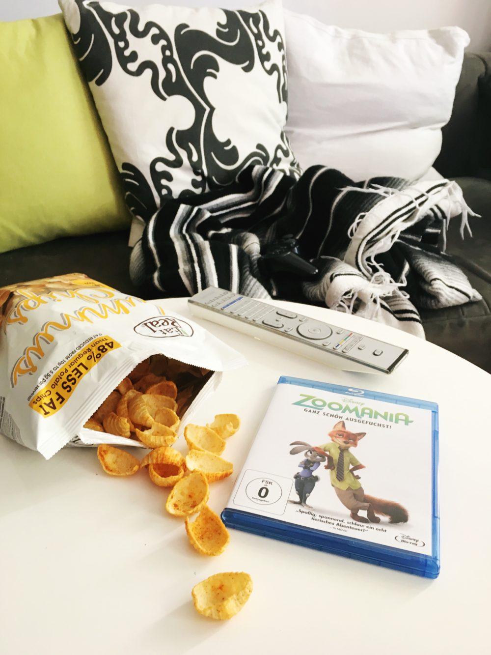 Disney Zoomania Heimkino Blu-ray