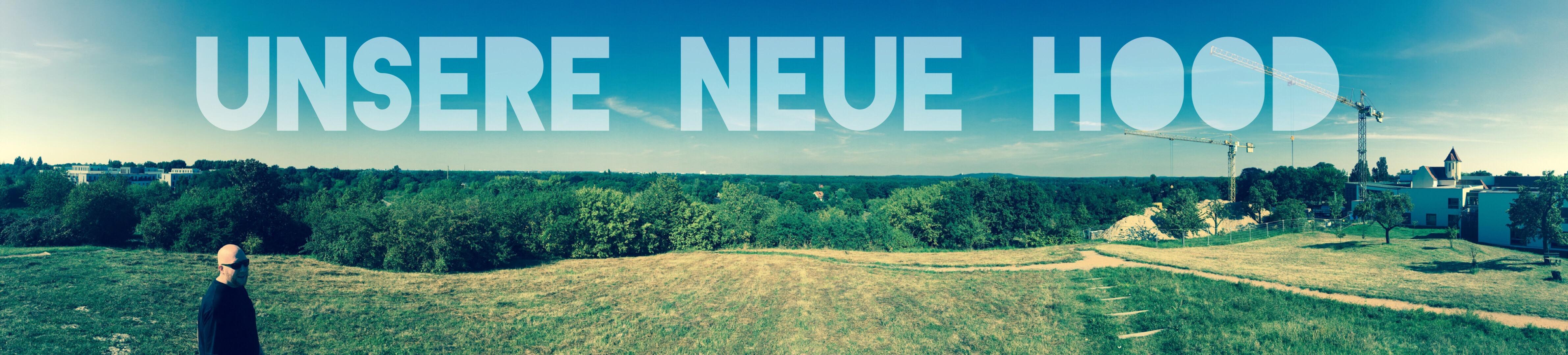 Berlin von einer anderen Seite : zum Wohnen!