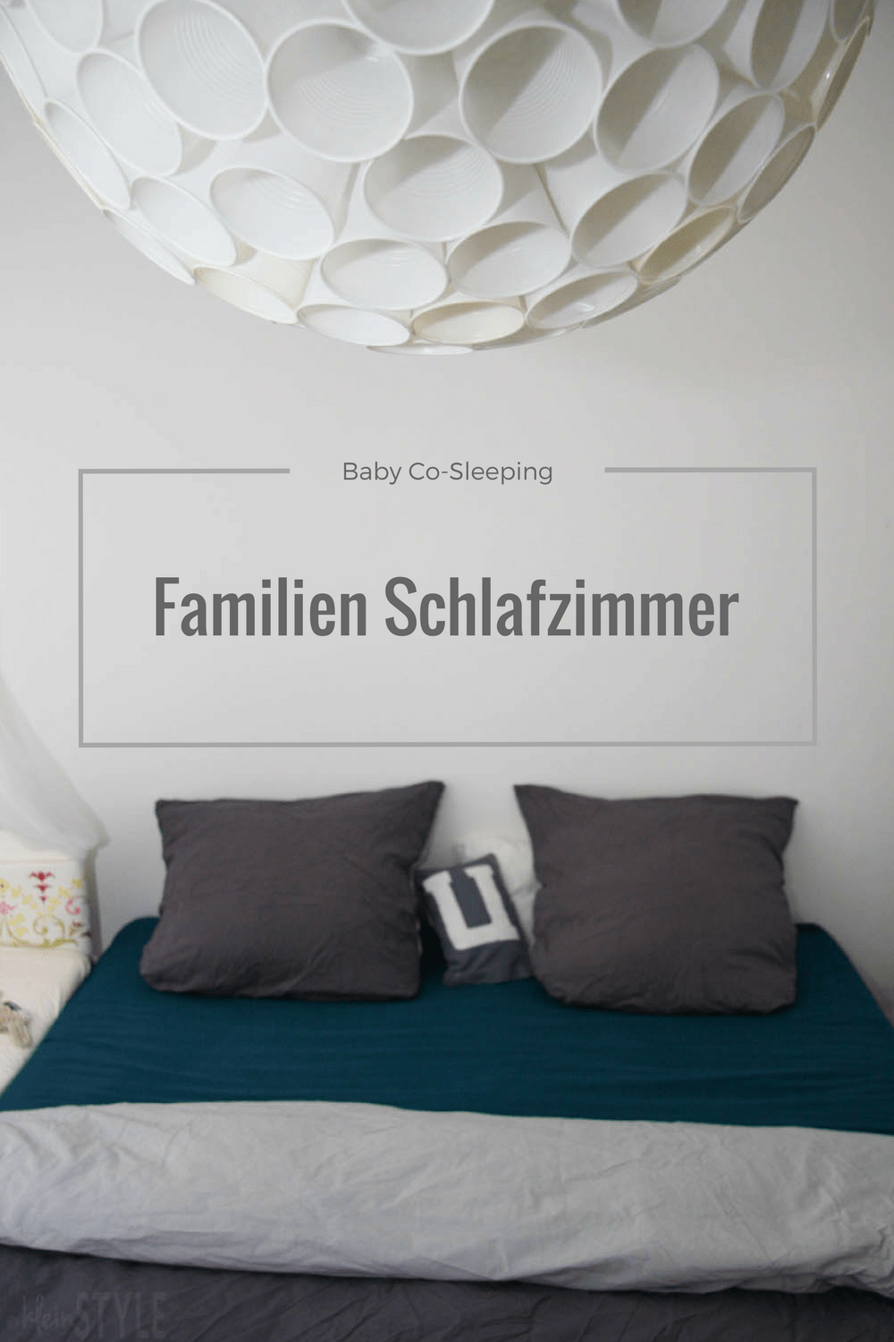 Co-Sleeping dank IKEA Hack : Familien-Schlafzimmer