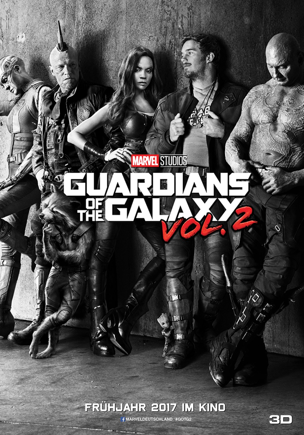 Disney Guardians of the Galaxy Vol 2