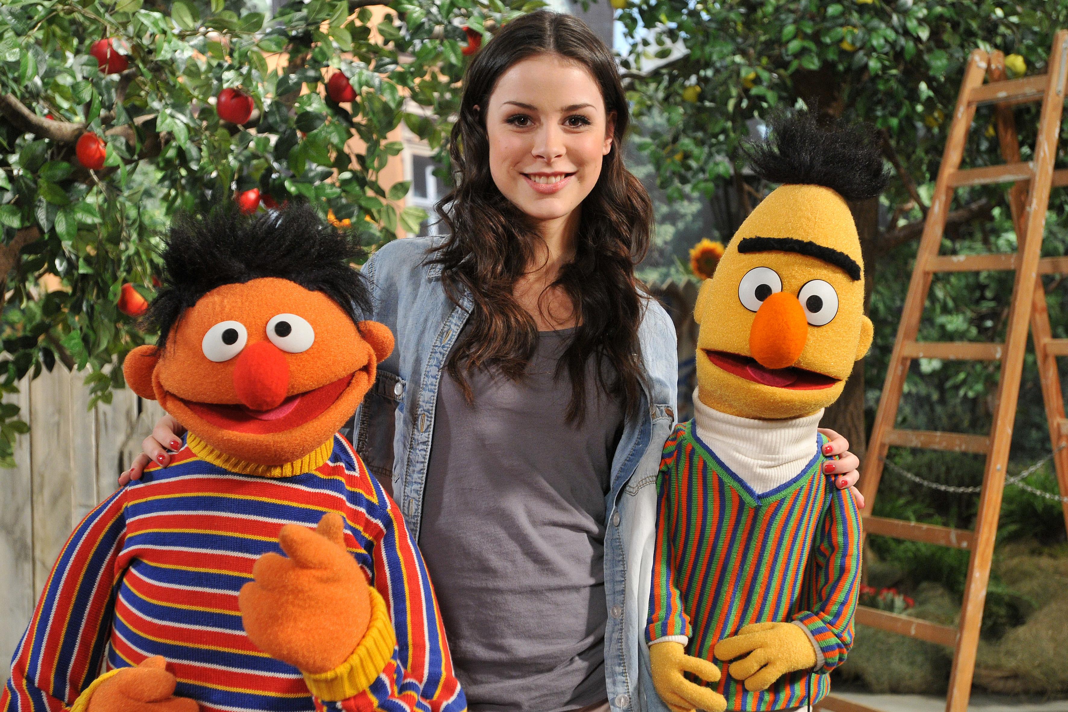 Sesamstrasse : Ernie und Bert singen mit Stars {inkl. Verlosung}