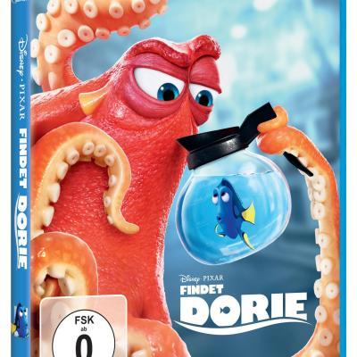 Disney Pixar - Findet Dorie Blu-Ray