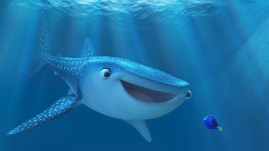 Disney Pixar Findet Dorie auf DVD, Bly-Ray, Blue Ray 3D und digital