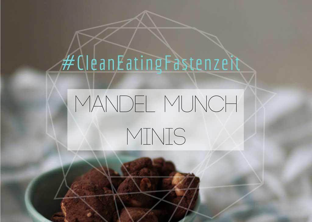 (Deutsch) Food Love Friday : Mandel-Munch-Minis