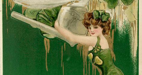 Sankt Patrick's Day : Erinnerung und (P)Inspiration