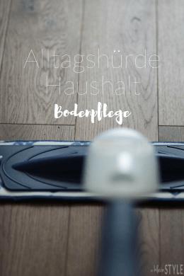Haushalt Fussbodenpflege Bona by kleinstyle.com