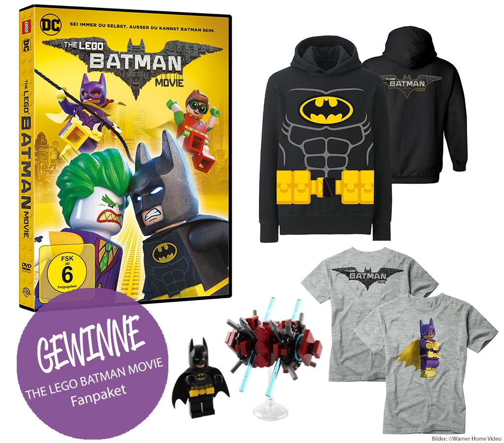 lego batman movie Gewinnspiel auf kleinstyle.com