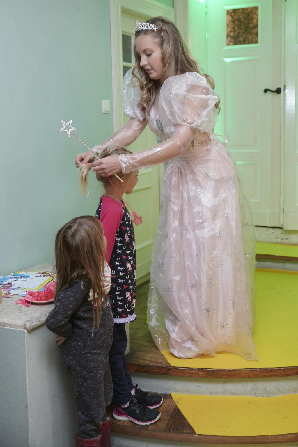 'Dorothy und der Zauberer von Oz' 'Mummy Blogger Event In Berlin