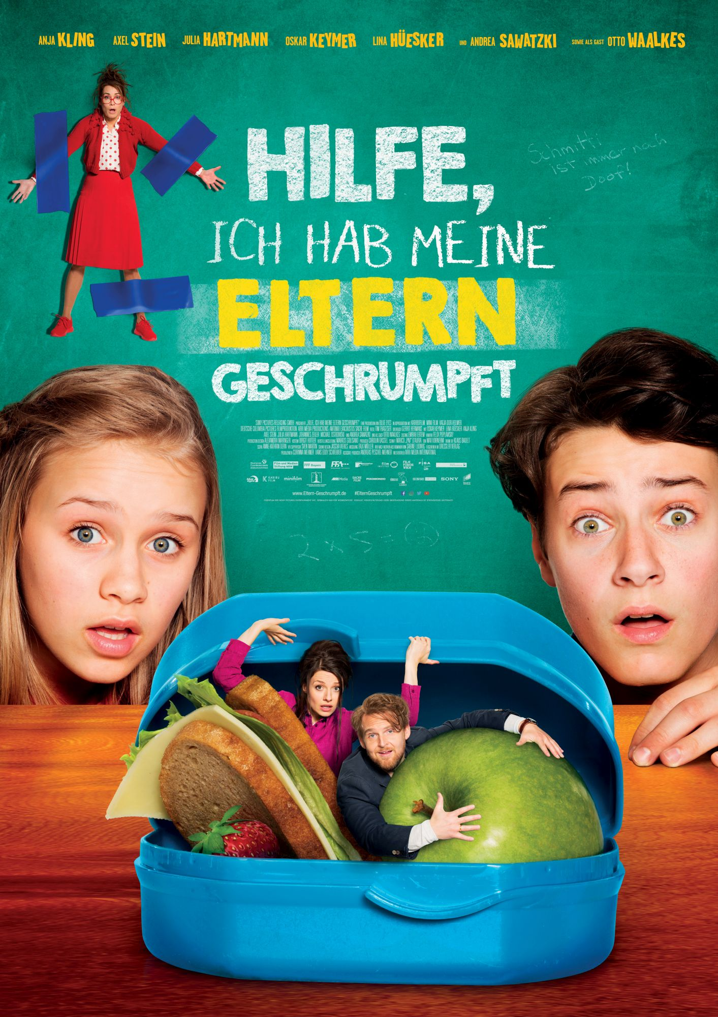 Familienfilm mit Mini-Eltern : inklusive Verlosung zum Film